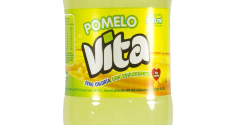 Vita Pomelo en Botella de 500ml - Seltz